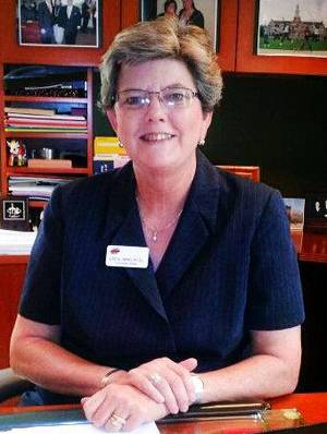 Photo - Lee Bird, vice president for student affairs at Oklahoma State University <strong></strong>