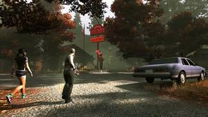 "Photo -   This video game image released by Electronic Arts shows a scene from ""The Secret World."" With ""The Secret World"" developer Funcom has a created a mythical virtual earth populated with haunted houses, secret societies, vampire cults and zombie invasions. (AP Photo/Electronic Arts)"