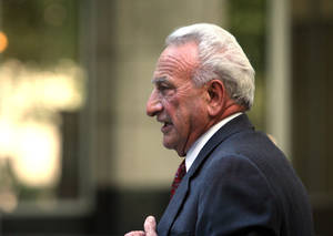 Photo -   In this Sept. 16, 2009 photo, Real-estate developer Michael R. Mastro leaves the federal courthouse in Seattle after testifying in bankruptcy court. (AP Photo/The Seattle Times, Greg Gilbert) MAGS OUT; NO SALES; SEATTLEPI.COM OUT; MANDATORY CREDIT
