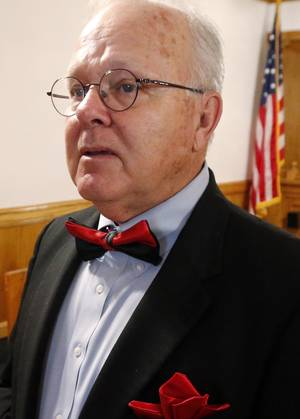 Photo -  State Rep. Bobby Cleveland has become a leading critic of the Oklahoma Secondary School Activities Association.  <strong>STEVE SISNEY -  THE OKLAHOMAN </strong>