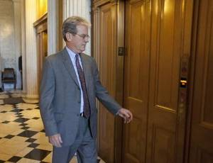 Photo - Sen. Tom Coburn is seen in this AP photo.