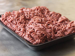 "Photo -   This September 2012 photo provided by Dakota Dunes, S.D.-based meat processor Beef Products Inc., shows a sample of their lean, finely-textured beef. BPI filed a defamation lawsuit Thursday, Sept, 13, 2012 against ABC News for what it alleges was misleading reporting about a product that critics have dubbed ""pink slime."" (AP Photo/Beef Products, Inc.)"
