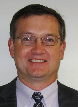 Photo - Ray Walker is divisional director for the Medicare Assistance Program at the Oklahoma Insurance Department.