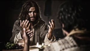 "Photo - This image released by 20th Century Fox shows Diogo Morgado in a scene from ""Son of God."" (AP Photo/20th Century Fox, Casey Crafford)"