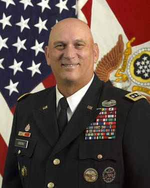 Photo - Gen. Ray Odierno <strong>Monica A. King</strong>