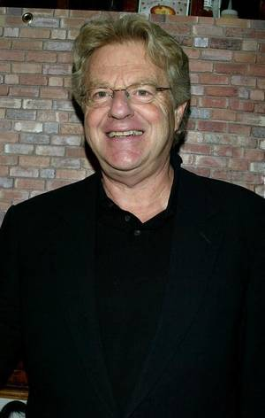 Photo - Jerry Springer <strong></strong>