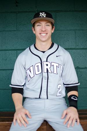 Photo - Daniel Herron of Norman North poses for a picture. Photo provided.