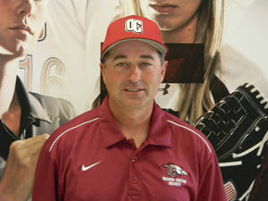Photo - Lonny Cobble was named as the baseball coach at Oklahoma Christian University on Wednesday, April 25, 2012. Photo courtesy of Oklahoma Christian.