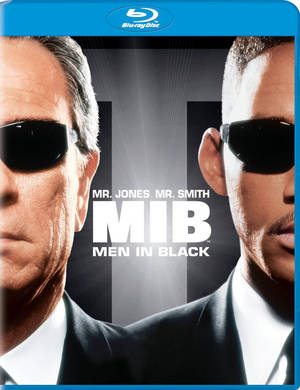 "Photo - ""Men in Black"" Blu-ray <strong></strong>"