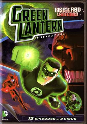 Photo - Green Lantern: Rise of the Red Lanterns. Warner Bros. <strong></strong>
