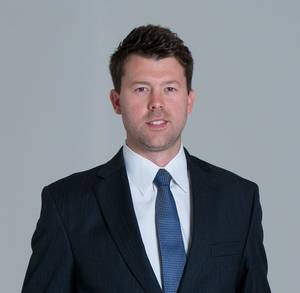 photo - E. Blake Jackson, vice president, digital at Saxum. <strong></strong>