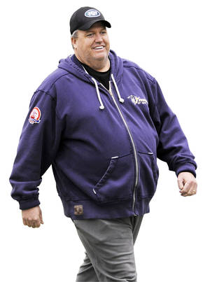 Photo - Rex Ryan took the New York Jets to the AFC Championship game in his first season as coach. AP PHOTO