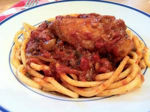 Photo - Chicken Cacciatore <strong></strong>