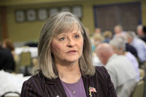 photo - Rep. Sally Kern