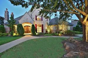 photo - The Listing of the Week is at 3720 Redmont Trace in Edmond. Photo provided