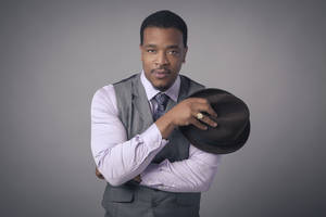 Russell Hornsby -- Photo by Bobby Quillard