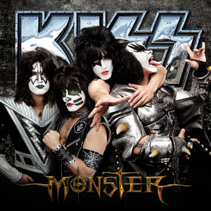 "Photo -   This CD cover released by UMe shows the latest release by KISS, ""Monster."" (AP Photo/UMe)"