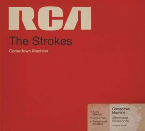 """Photo - This CD cover released by RCA shows """"Comedown Machine,"""" by The Strokes. (AP Photo/RCA)"""