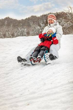 Photo - Stay active in winter. <strong></strong>