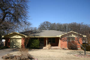 Photo -  The Listing of the Week, 221 E 12th St., Edmond. Photo provided  <strong>Michael Bounds</strong>