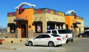 Photo - Will Lightfoot, of CB Richard Ellis-Oklahoma, handled the sale of several Taco Bell locations last year in Missouri and Illinois. Photo provided