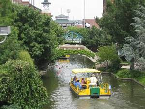 photo - File photo of the Bricktown Canal by Steve Lackmeyer