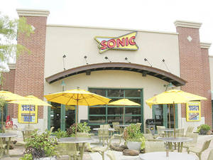 Photo - FILE PHOTO: Sonic Corp.'s Bricktown restaurant in Bricktown. <strong>STEVE LACKMEYER - THE OKLAHOMAN</strong>