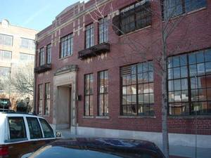 Photo - The Sherman Iron Works Building, 26 E Main, in historic Bricktown. Photo Provided