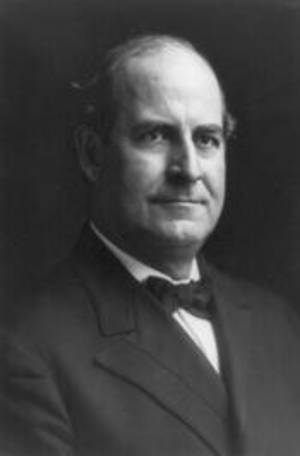 photo - William Jennings Bryan <strong>Library of Congress</strong>
