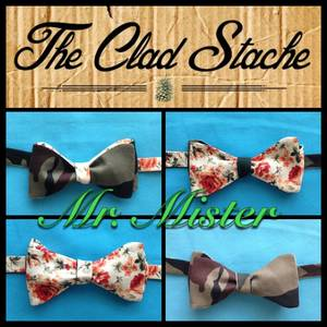 Photo - Bow ties from The Clad Stache. <strong></strong>