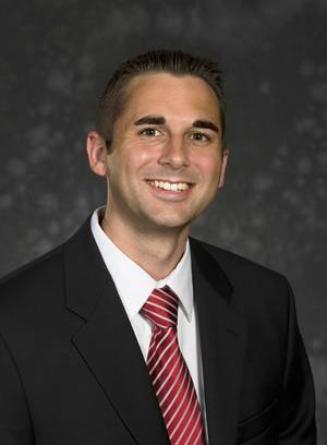 Photo - Josh Solberg is an employment attorney with McAfee & Taft. <strong></strong>