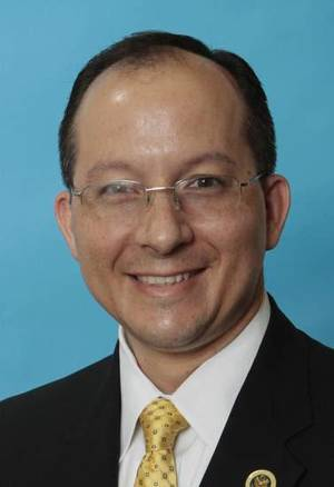 Photo - Former Democratic candidate for the 2014 Oklahoma governor's race R.J. Harris, 40, of Norman. <strong></strong>