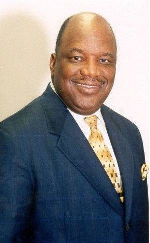 Photo - The Rev. Major Jemison, senior pastor of St. John Missionary Baptist Church Photo provided  <strong></strong>
