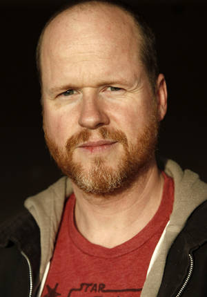 "Photo -   In this April 12, 2012 photo, writer and director Joss Whedon, from the upcoming film ""The Avengers"", poses for a portrait in Beverly Hills, Calif. The film will be released in theaters May 4. (AP Photo/Matt Sayles)"