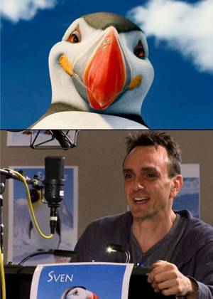 "Photo - Hank Azaria provides the voice of the Mighty Sven in the animated family comedy adventure ""Happy Feet Two."" Warner Bros. Pictures photo <strong>Photo courtesy of Warner Bros. P</strong>"