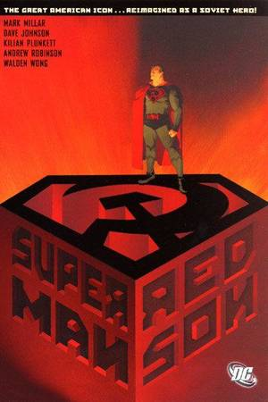 "Dave Johnson, artist of ""Superman: Red Son"" will appear in Oklahoma City on Saturday. DC COMICS"