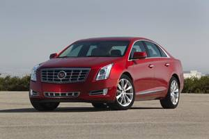 Photo - This undated picture made available by Cadillac shows the 2013 Cadillac XTS. (AP Photo/Cadillac)