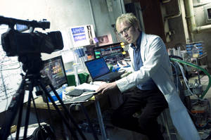 Rhys Ifans plays Dr. Curt Conners, aka &quot;The Lizard&quot; in &quot;The Amazing Spider-Man.&quot;