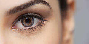Photo - Close-up of a beautiful woman's eye