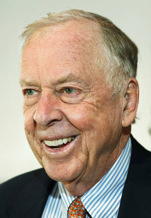 Photo - T. Boone Pickens