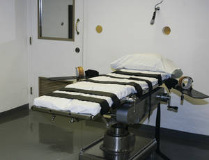 Photo -  After reviewing execution protocols in the 20 states, including Oklahoma, the Tulsa World found that Oklahoma's policies leave much to be desired. AP file photo  <strong> -  AP </strong>