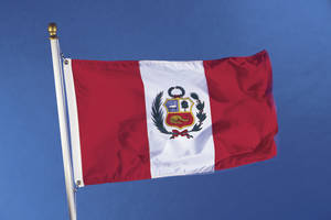 Photo - Peruvian flag/Thinkstock