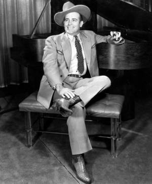 Photo - Bob Wills, leader of the Texas Playboys, is shown in an undated photo.