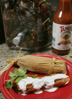 "Photo - A few shared tamales is all it took for Anthony and Inez to fall for each other in ""Bottle Rocket,"" Wes Anderson's first film. <strong>Jaconna Aguirre - THE OKLAHOMAN</strong>"