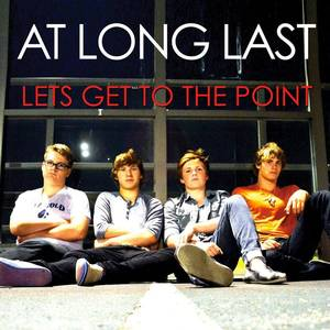 "Photo - At Long Last's album ""Lets Get To The Point."" IMAGE PROVIDED <strong></strong>"