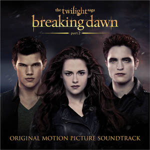"Photo - This CD cover image released by Atlantic records shows the original motion picture soundtrack for ""The Twilight Saga: Brealing dawn Part 2."" (AP Photo/Atlantic) ORG XMIT: NYET119"