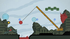 "Photo -   This video game image released by Sony shows a scene from ""Sound Shapes."" (AP Photo/Sony)"