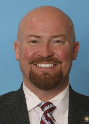 Photo - Rep. Joe Dorman,  D-Rush Springs