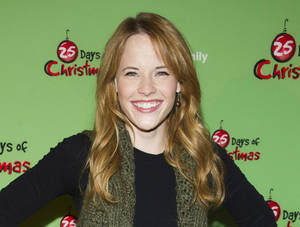 "Photo -   FILE - This Dec. 4, 2011 file photo shows actress Katie Leclerc attends ABC Family's ""25 Days of Christmas"" Winter Wonderland party at Rockefeller Center in New York. Leclerc stars as a deaf teen on the ABC Family drama, ""Switched at Birth."" (AP Photo/Charles Sykes, file)"