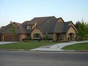 Photo - Continental Resources bought Damon Metcalf's Enid home when it did not sell after 90 days on the market. <strong></strong>